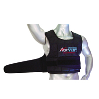 Walking Vest 5kg - Comfort Fit + BONUS Pedometer
