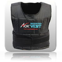 Weighted Vest 5kg - Comfort Fit Design