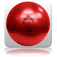 DL mediball Classic 65cm - Red