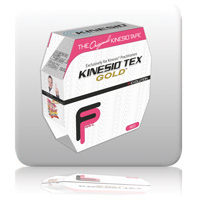 Kinesio Tex Gold fP - RED 31.5m