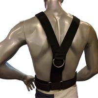 Elite Speed Resistor + Shoulder Harness + Waist Belt