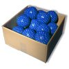 Bulk - AOK Trigger Point Ball 10cm - Blue - 20pk