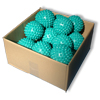 Bulk - AOK Trigger Point Ball 10cm - Green - 20pk