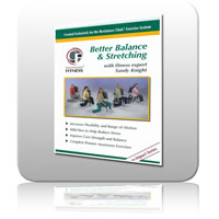 Resistance Chair - Better Balance & Stretching - DVD