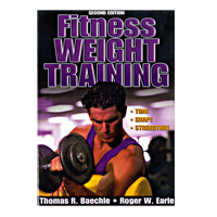 Fitness Weight Training - Book