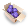 Bulk - Reflexology Ball - Purple - 7.5 - 20pk