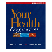 CHOICE - Your Health Organiser - Book