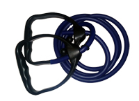 Resistance Tubing (Blue Heavy) with D-Handles