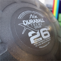 ZZ Extreme 65cm/26in DuraBall - Silver