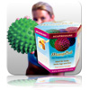 Massage Ball 10cm - Green (Gift Box)