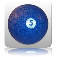 Medicine Ball superGrip 5 Kg