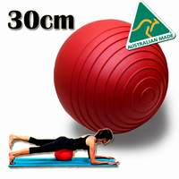 Mini Stability Ball 30cm - Red