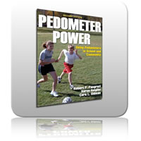 Pedometer Power - 2nd Ed - Book