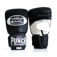 Punch Bag Buster Mitts - B&W - Medium