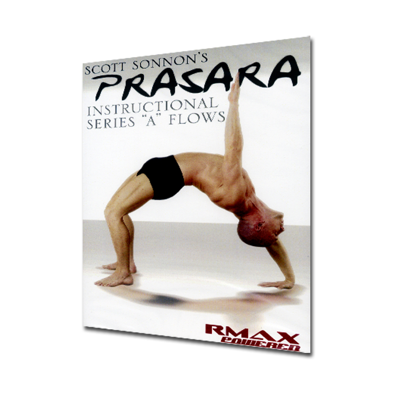 Aok Prasara Flow Yoga Dvd Sports Fitness And Exercise Products