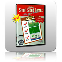 Small Sided Games Soccer - DVD