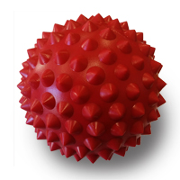 AOK Trigger Point Ball 10cm - Red