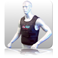 Weighted Vest 10kg - Improved Design