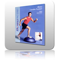 BOSU DVD - Cardio Fusion with Rob Glick