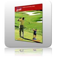 DVD by BOSU - Conditioning for Golf