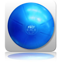 duraBall Pro Plus 55cm - Blue