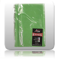 AOK Resistance Band Green (Light) 1.2m
