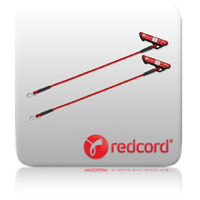 Redcord Red Elastic Cord 60cm Pair