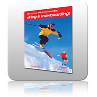 DVD by BOSU - Conditioning for Skiing & Snowboarding